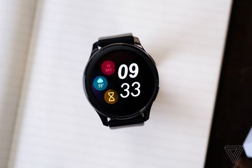 The OnePlus Watch gets an always-on display - at the cost of half its battery life