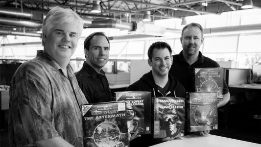 Command & Conquer And Red Alert Remastered Announced