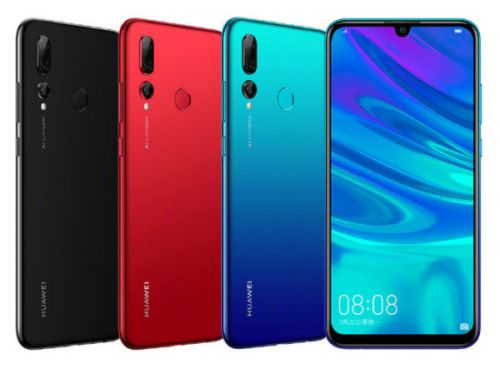 Huawei Unveils Enjoy 9S & 9e Handsets With Thin Bezels, Android 9 Pie