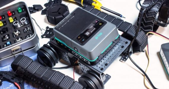 The new Pi-Top uses the Raspberry Pi 4