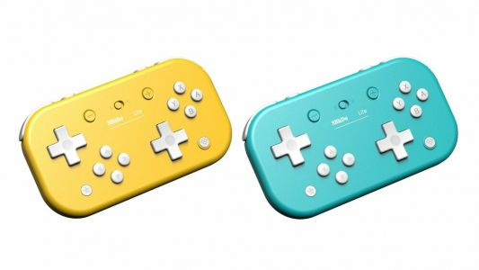 8Bitdo's Fantastic Lite Gamepad For Switch And PC Is $21 Today