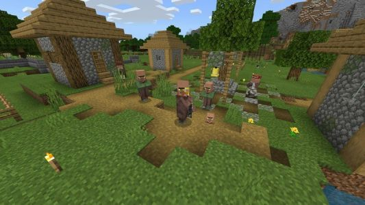 Minecraft is getting new toys, including NFC figurines for Minecraft Earth