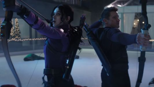 Things Get Complicated For Clint Barton New Trailer For Marvel's HAWKEYE Series