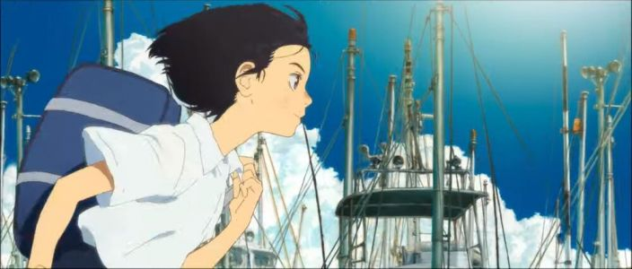 CHILDREN OF THE SEA to Make Limited Theatrical Release in North America