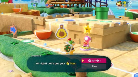 Super Mario Party is Nintendo Switch's best game