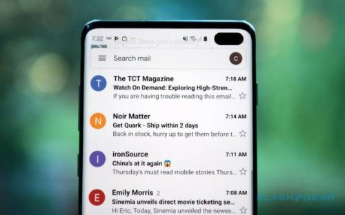 The Material Design Gmail app is rolling out to Android and iOS now