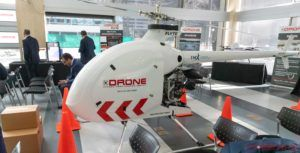 Drone Delivery Canada partners with DSV Air & Sea Canada