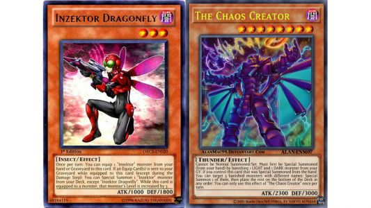 Konami Announces New Collector's Set for YU-GI-OH! Called THE GRAND CREATORS