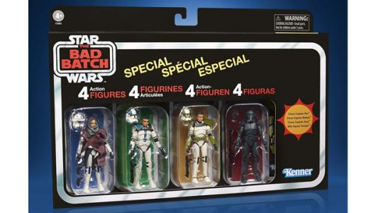 Four 'Star Wars: The Bad Batch' Figures Joining The Vintage Collection: Pre-Order Now