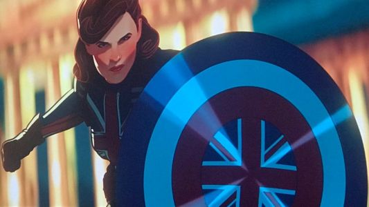 Footage From Marvel's Animated Series WHAT IF.? Features Peggy Carter as Captain Carter, Marvel Zombies, and More!