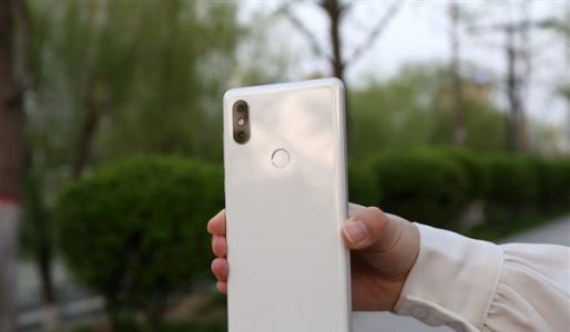 Xiaomi Mi MIX 2S Now Available From $399.99