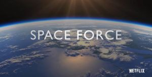 Netflix teases new workplace comedy 'Space Force' with Steve Carell