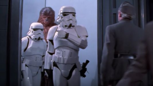 Video Points Out The Ten Best Unscripted Moments From The STAR WARS Franchise