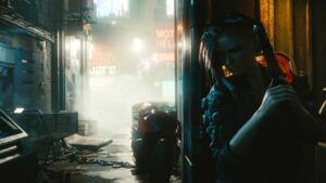 Cyberpunk 2077 will officially return to the PlayStation Store later this month