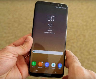 Verizon Galaxy S8 missing Amazon shopping feature in Bixby Vision