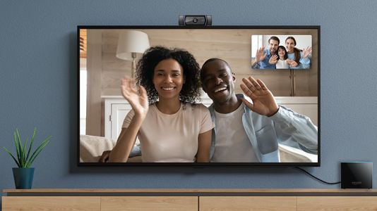 Amazon Fire TV Cube finally supports Zoom video calls