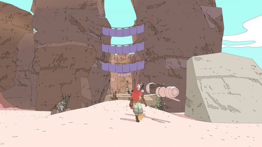 Desert-roaming adventure Sable comes out this September