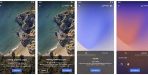 Google's Pixel Live Wallpaper app launches on the Play Store