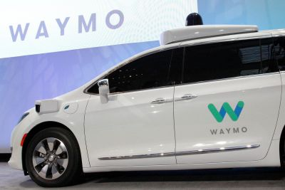 Self-Driving Cars' Spinning-Laser Problem