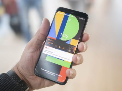 The Pixel 4's screen doesn't stick to 90Hz. Here's how to fix it