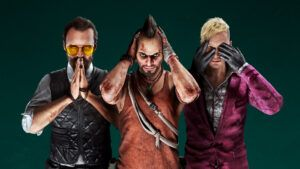 Ubisoft Toronto's DLC plans for Far Cry 6 include letting you play as previous Far Cry villains