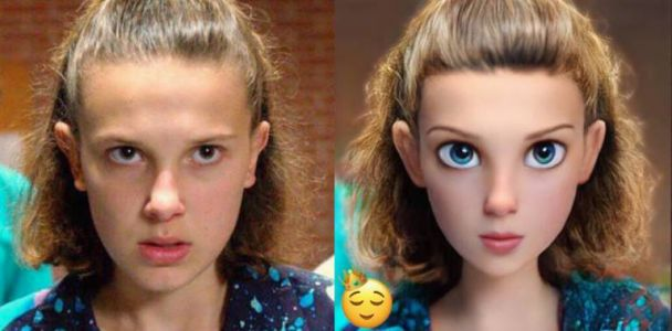 This viral iPhone app turns you into cartoon, and it's really freaking me out