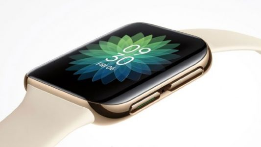Oppo smartwatch leaks again - a perfect fusion of Apple Watch 5 and Wear OS?