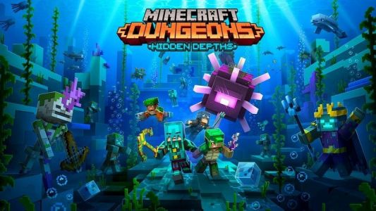 Here's everything we know about 'Hidden Depths' DLC for Minecraft Dungeons