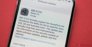 IOS 11.2.5, watchOS 4.2.2 and tvOS 11.2.5 are now available to download