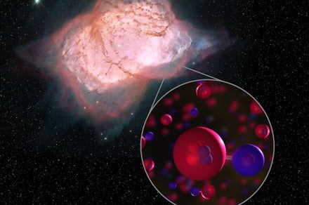 The oldest type of molecule in the universe has been located at last