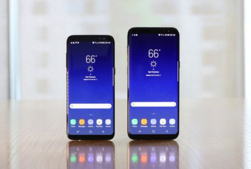 Samsung will reportedly release not two, but three new all-screen Galaxy S9 models