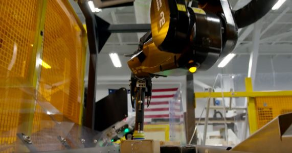 The fulfilling world of warehouse robotics