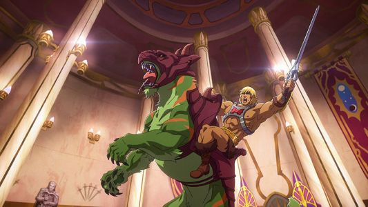 Netflix's Masters Of The Universe: Revelation Gets First Images And July 23 Release Date