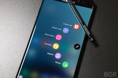 New Galaxy Note 8 leak points to a September 15th release date