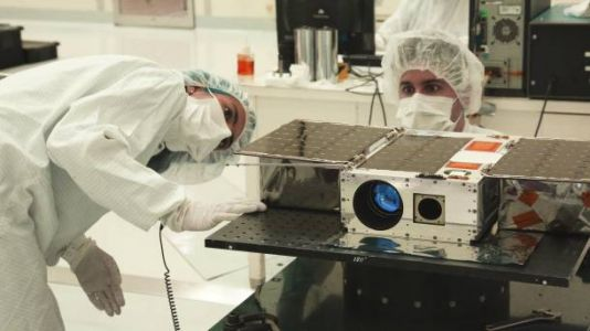 An incredibly tiny satellite just discovered another world