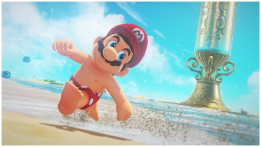 The 18 weirdest things I saw in Nintendo's big new Mario game that's about to launch