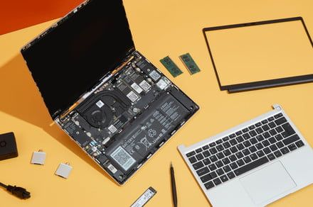 Pre-orders for the modular Framework Laptop start at $999 - screwdriver included