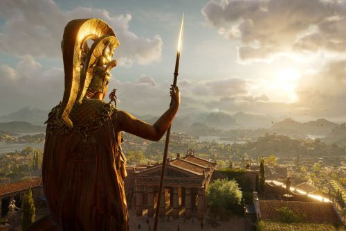 Google is giving away Assassin's Creed Odyssey for free if you demo Project Stream