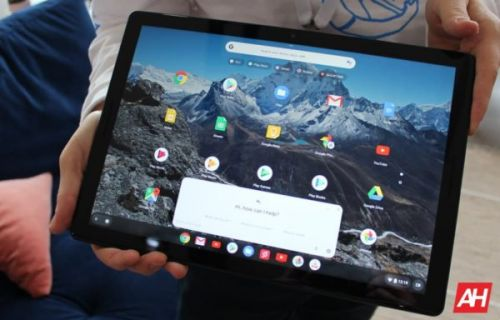 Google Looks To Support Chrome OS Tablets With Android Gestures