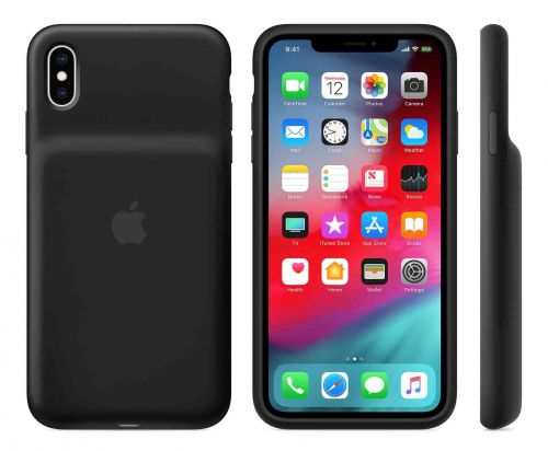 Capacities of Apple's Smart Battery Cases for iPhone XS and XS Max revealed