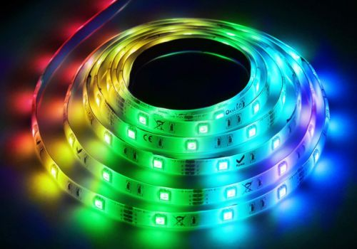 This $30 LED light strip is just as good as the $90 Philip Hue version