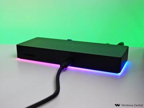 Review: Razer Thunderbolt 4 Dock Chroma sets itself apart from competitors