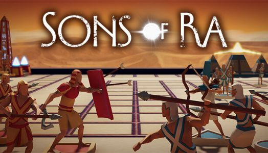 Review: Build Up and Kick Down Towers And Gods In SONS OF RA