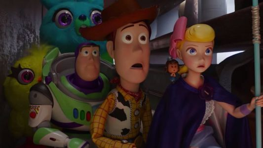 New TV Spot for TOY STORY 4 Offers Some Funny New Footage Plus a New Poster!