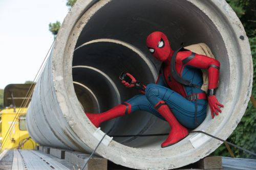 Tom Holland revealed the title for Spider-Man: Homecoming's sequel
