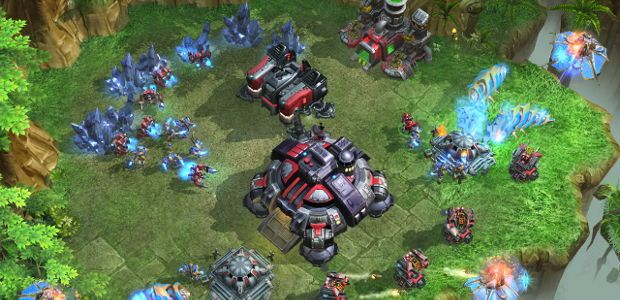 Let's get Raynor to rumble: StarCraft 2 launches free version