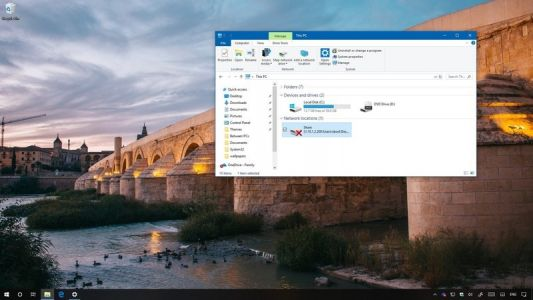 Broken mapped drives on Windows 10 October 2018 Update? Here's the fix