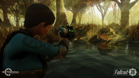 How to friend another player in Fallout 76