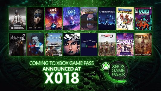 PUBG, Hellblade, and more joining Xbox Game Pass soon