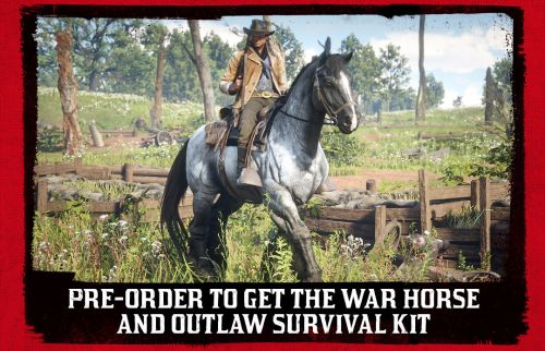 Red Dead Redemption 2 Release Date, Bonuses, Special Editions, Pre-Order Guide